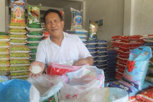 peluang usaha menjanjikan grosiran beras