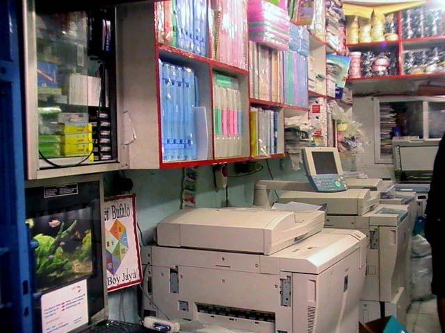Usaha Photocopy