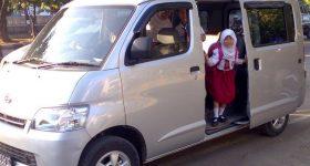 bisnis antar jemput anak sekolah