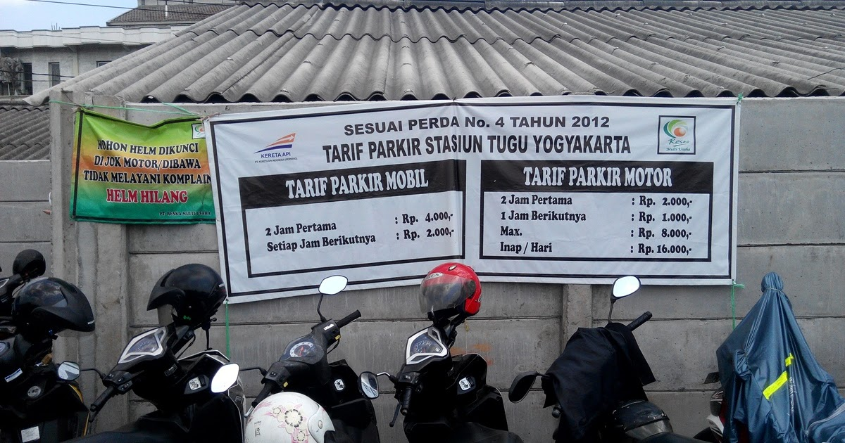 bisnis penitipan sepeda motor